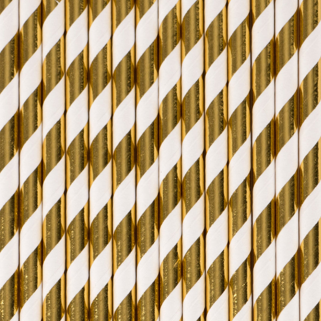 paper-straws-metallic-gold-stripes-pack-of-25- (2)