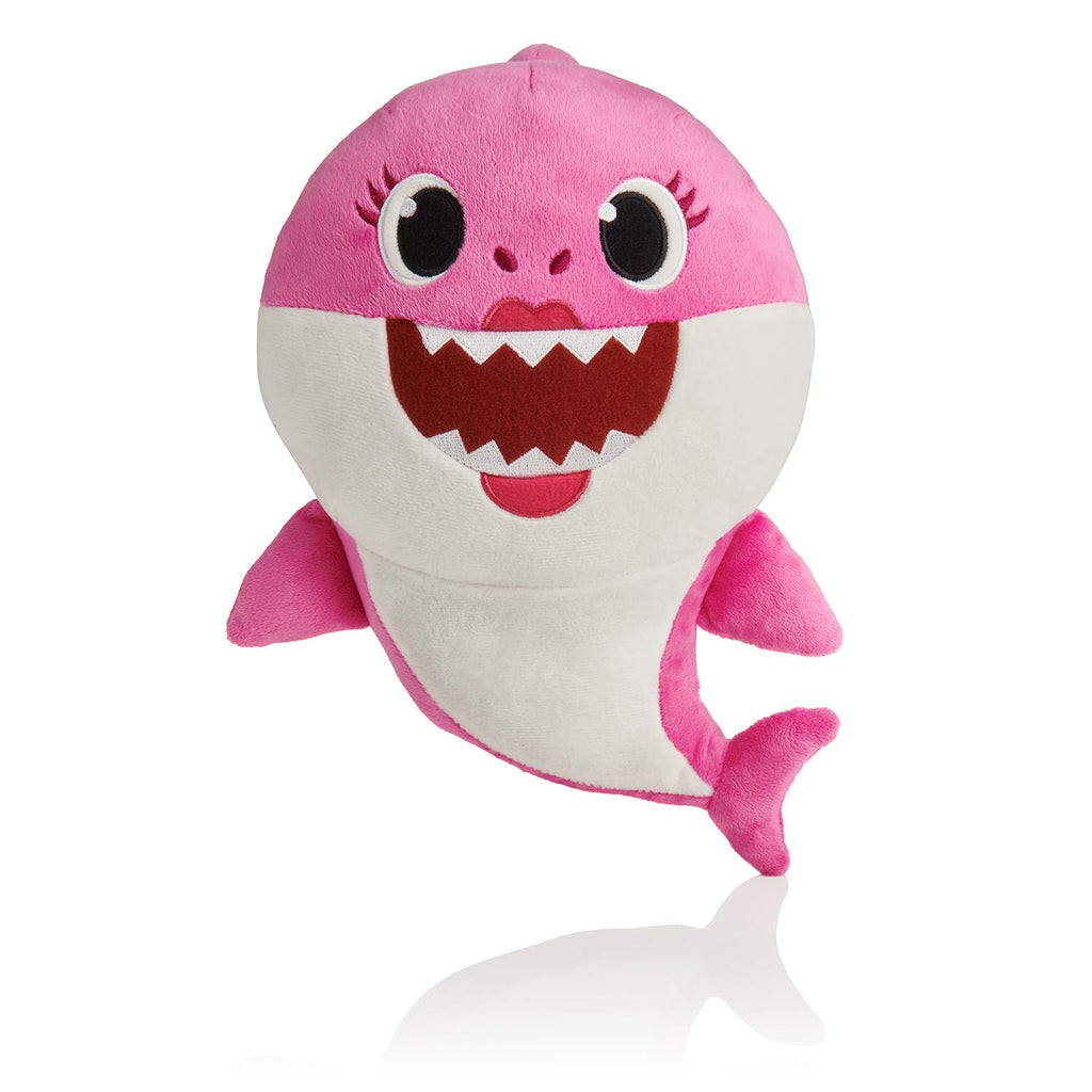 Pinkfong Shark Family Sound Doll - Mommy Shark