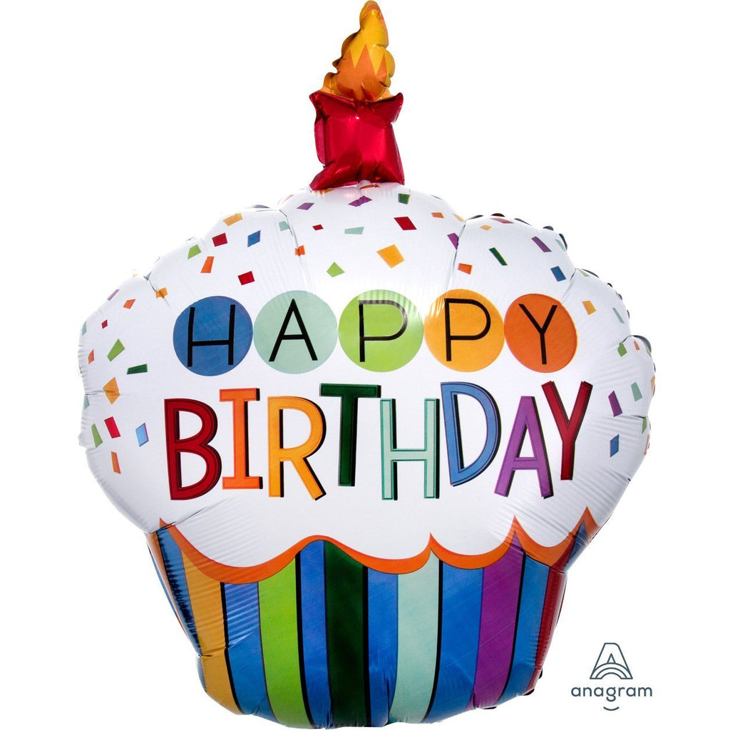 rainbow-birthday-cupcake-die-cut-foil-balloon-29in-x-36in-74cm-x-92cm-34442-1