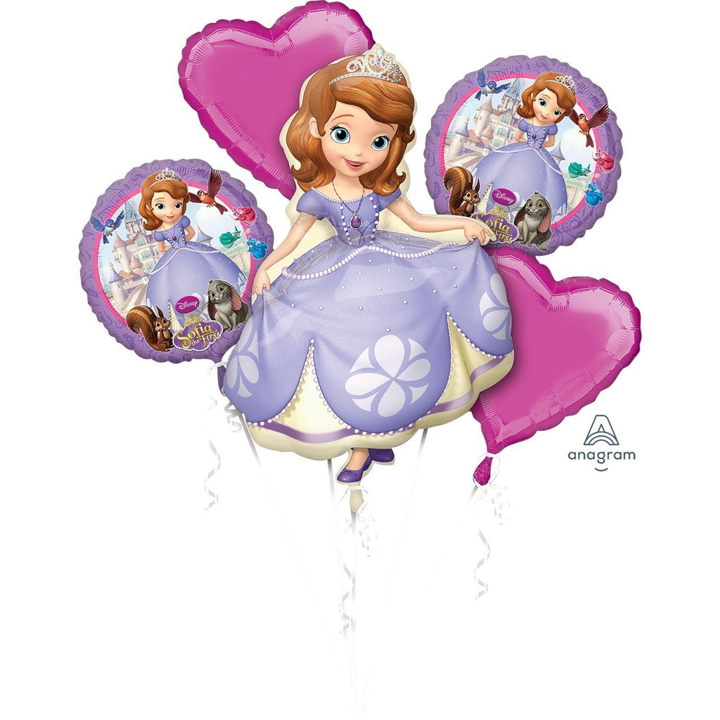 sofia-the-first-bouquet-foil-balloon-32684-1