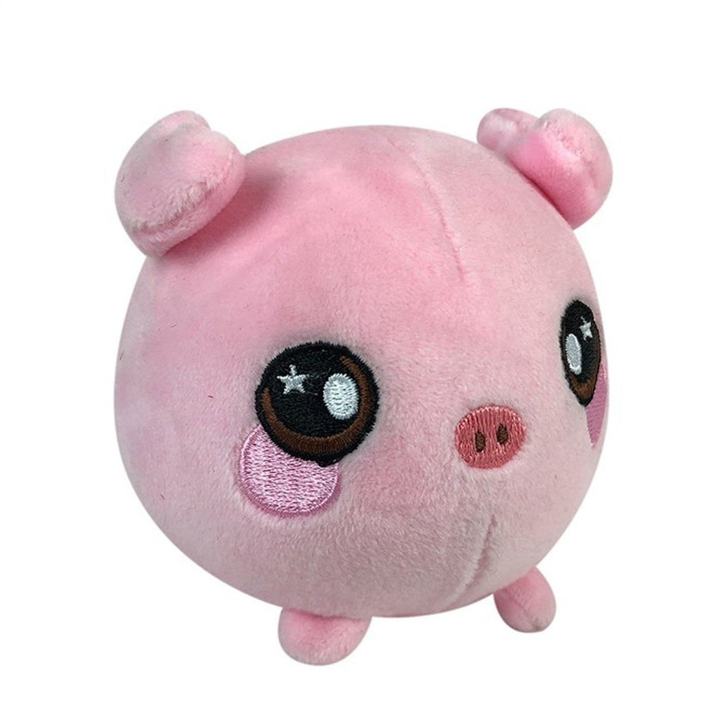 Squeezamals Super-Squishy Scented Plush 3.5in - Penelope The Pig
