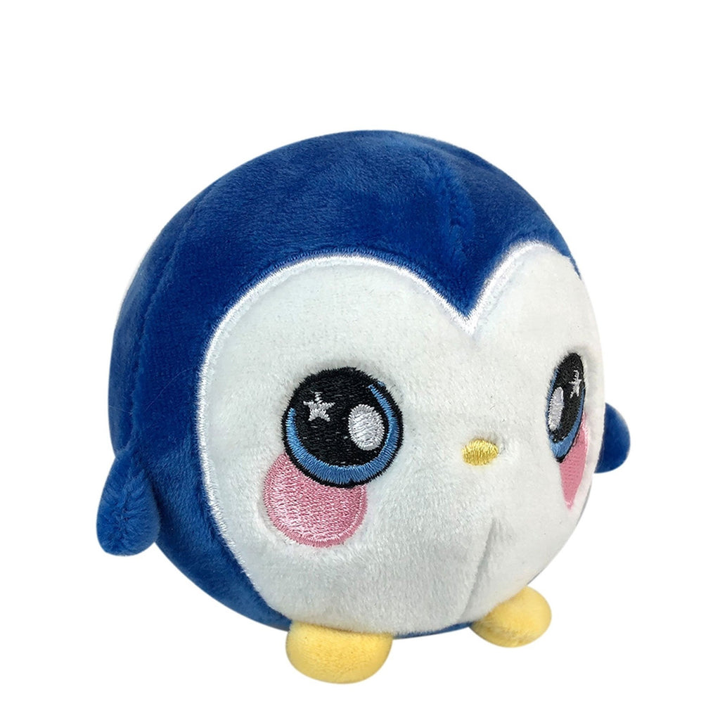 Squeezamals Super-Squishy Scented Plush 3.5in - Pepper The Penguin