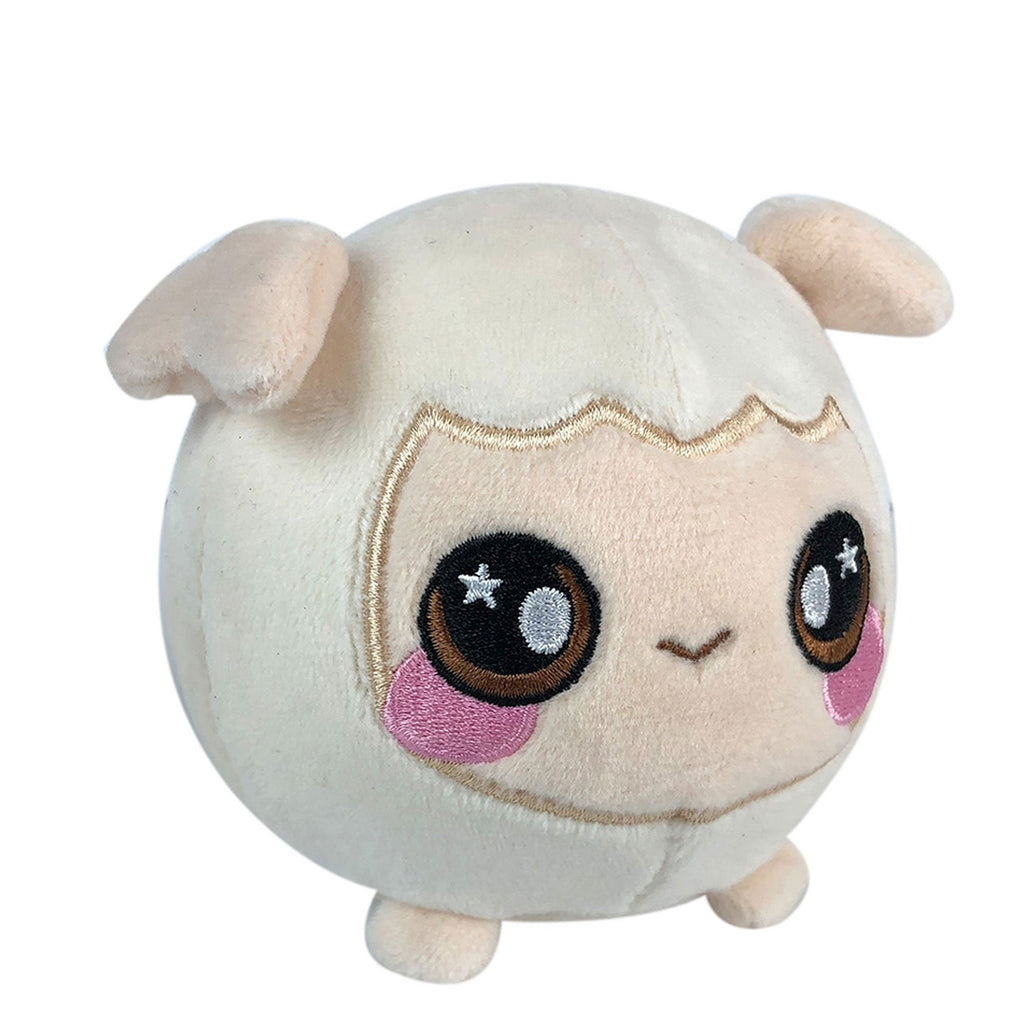 Squeezamals Super-Squishy Scented Plush 3.5in - Sophia The Sheep