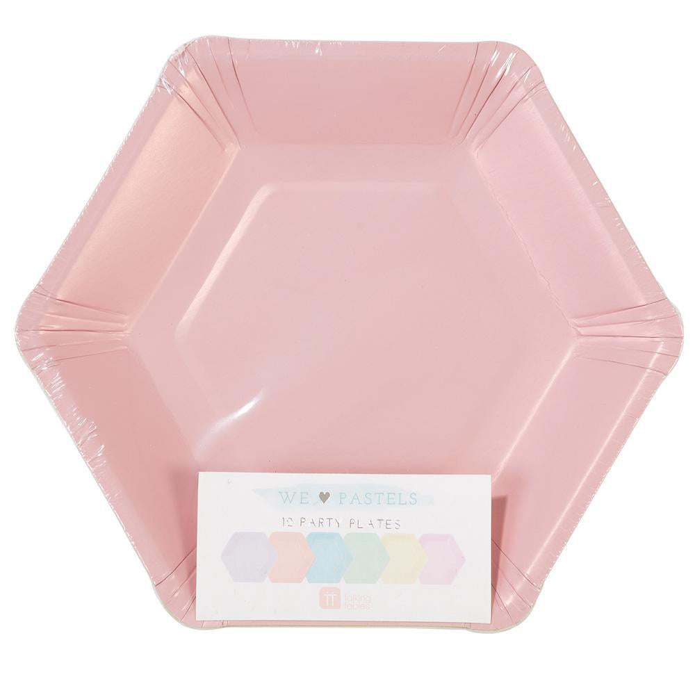talking-tables-we-heart-pastel-hexagonal-plates-pack-of-12- (3)