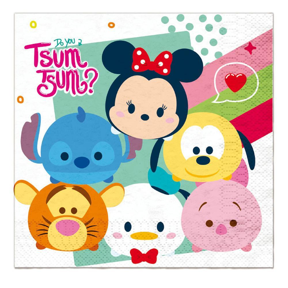 tsum-tsum-napkin-luncheon-33cm-x-33cm-pack-of-20-1