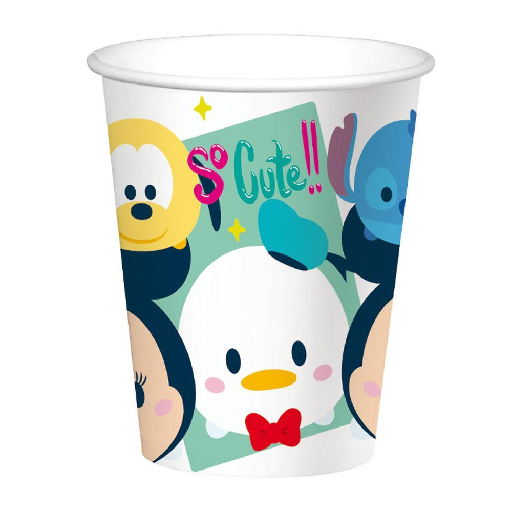 tsum-tsum-paper-cups-9oz-pack-of-6-1