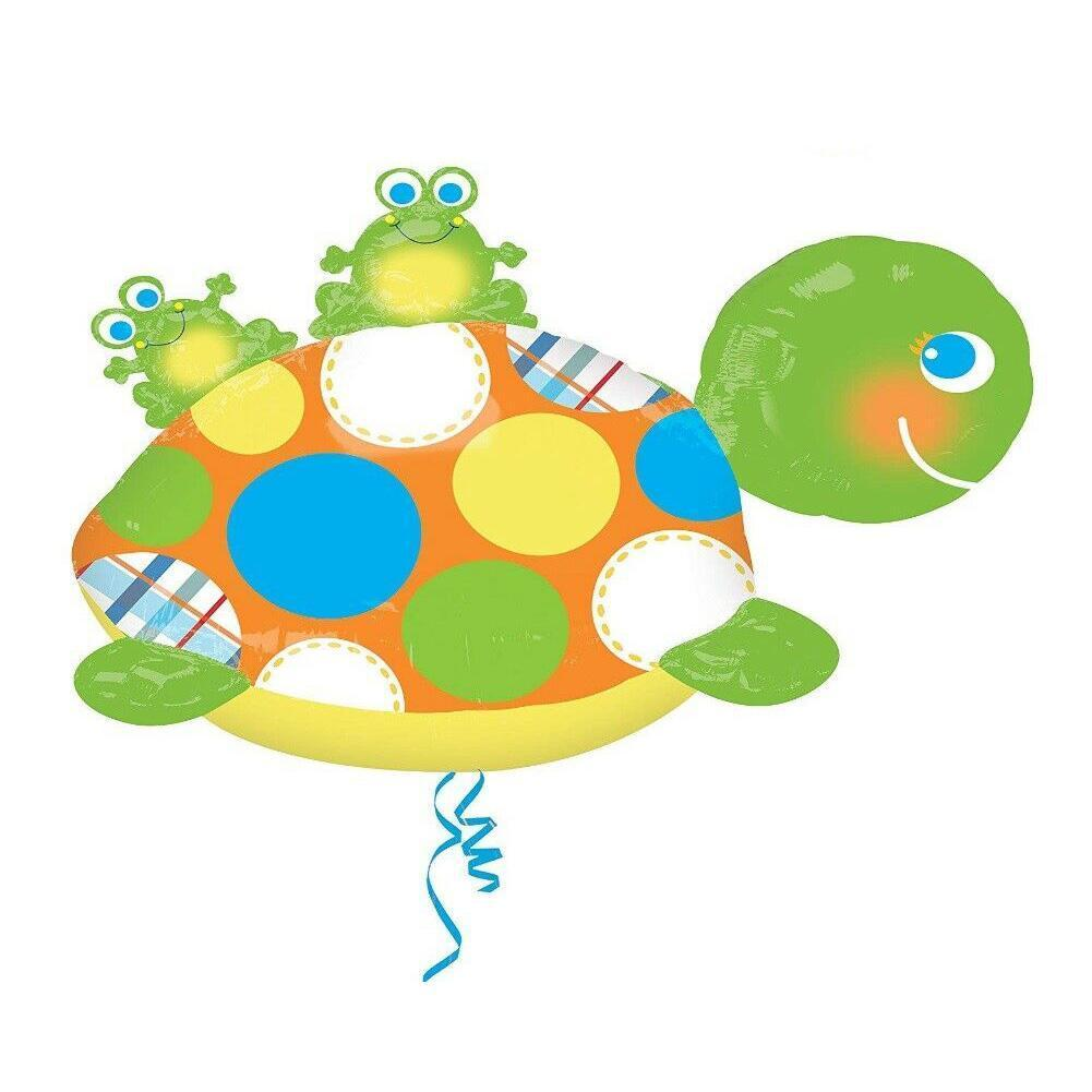 turtle-and-frog-die-cut-foil-balloon-29in-x-20in-74cm-x-51cm-28817-1