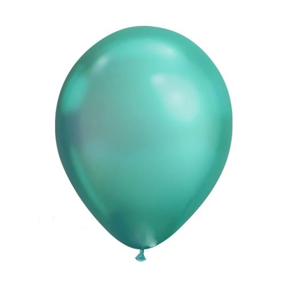 metallic-green-round-plain-latex-balloon-12in-30cm-1