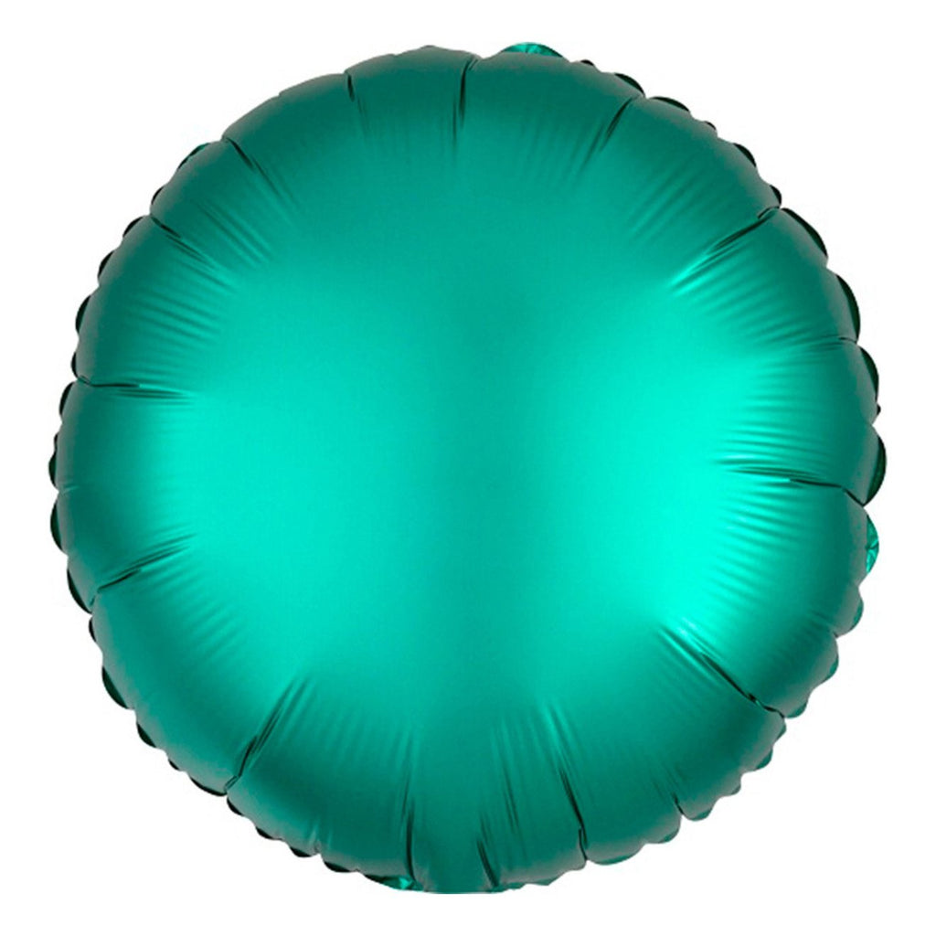 usuk-metallic-matt-green-round-plain-foil-balloon-18in-45cm-1