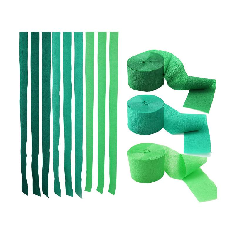 usuk-paper-streamer-green-elf-4.5cm-x-220cm-pack-of-3-1
