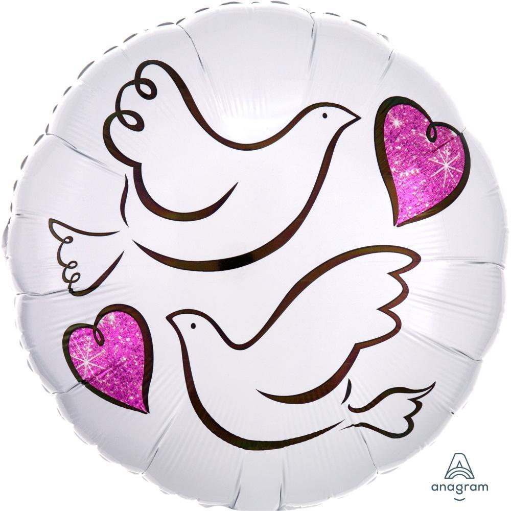 wedding-doves-round-clear-foil-balloon-17in-44cm-34461-01