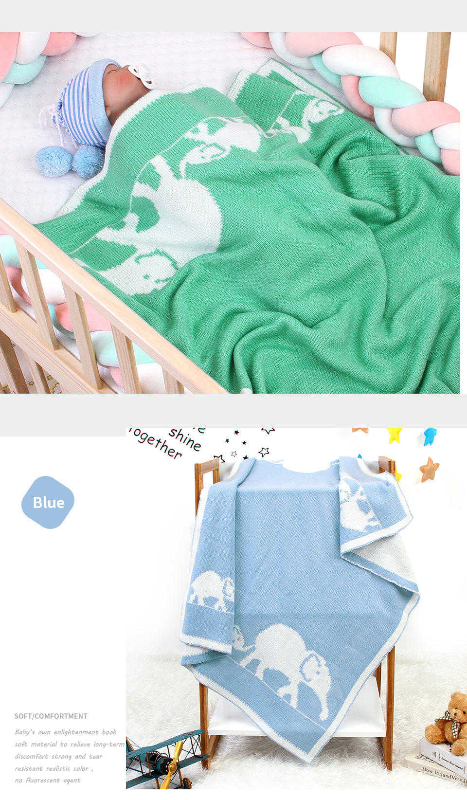 blanket for infant