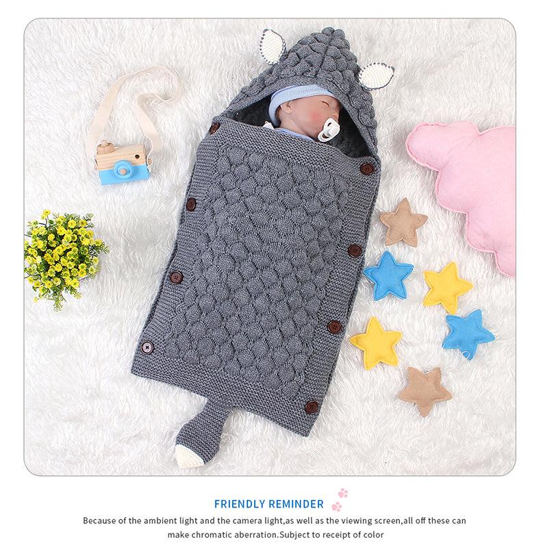 merino baby sleeping bag