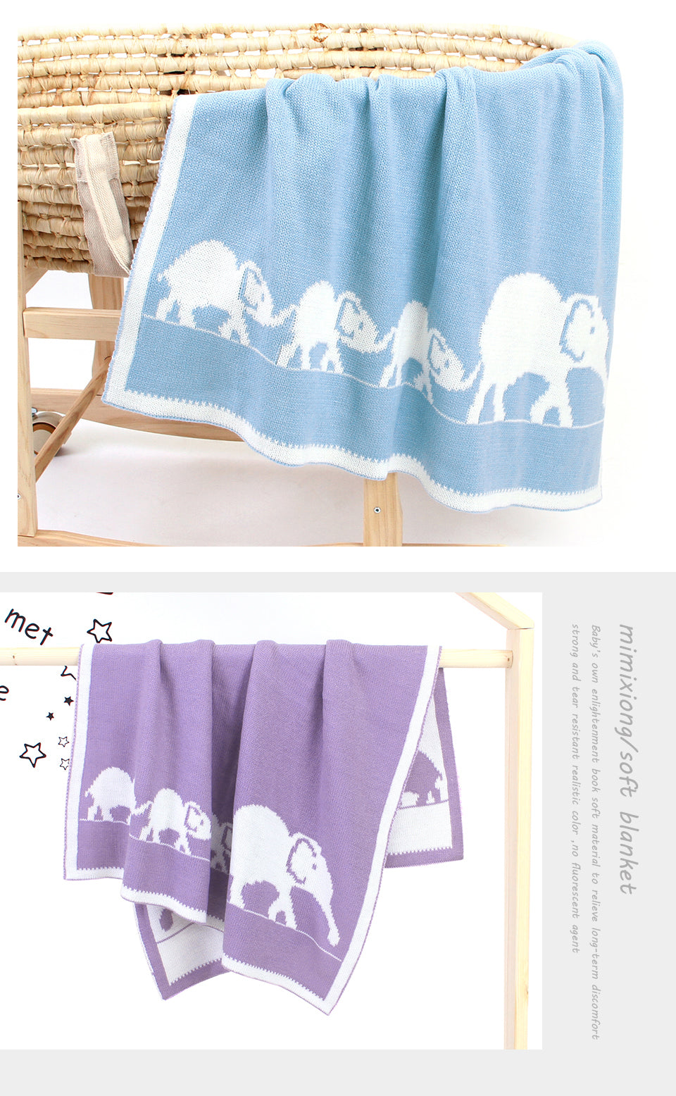 infant winter blanket