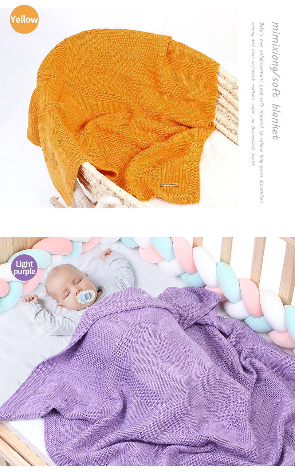 top rated baby blankets