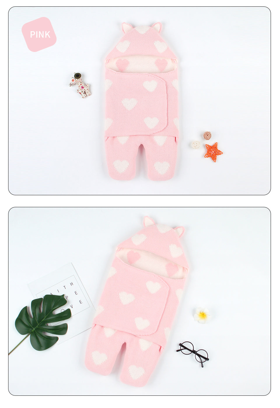 fleece sleeping bag baby