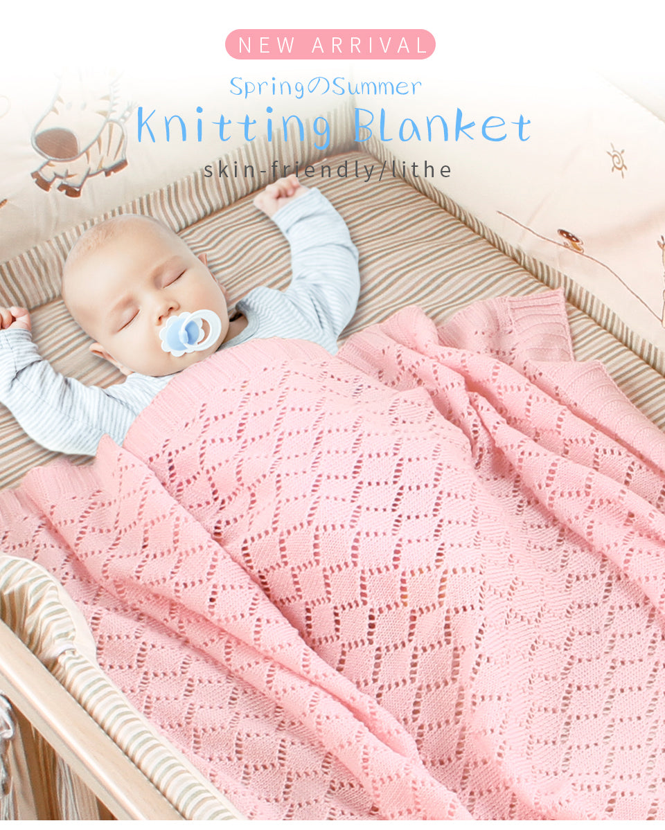flannel swaddle blanket