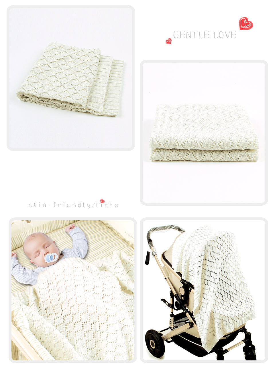 newborn fleece blanket
