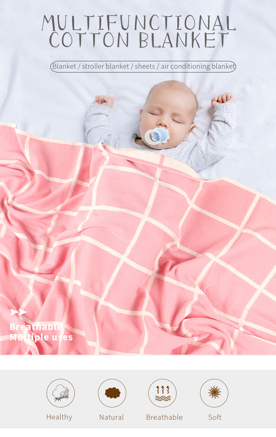 blanket for a baby