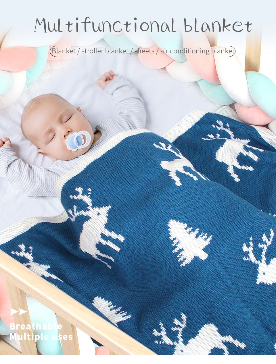 thick winter baby blankets