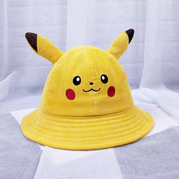 baby yellow hat