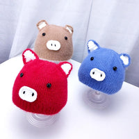 New Arrival Knitted Cap Newborn Baby 0-10 Months Autumn and Winter Hats - ccbabe