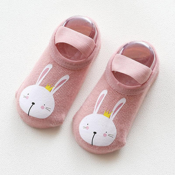 Baby Socks Combed Cotton Cartoon Floor Toddler Socks - ccbabe