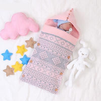 pink baby sleep sack