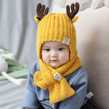 Children's wool hat