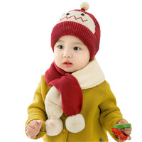 warm boys and Girls Knitted Hat