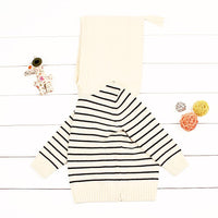 Baby Knit Sweater Layette Sets 100% Pure Cotton