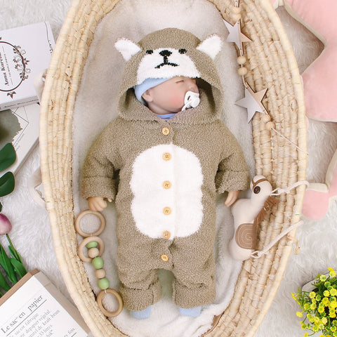 baby winter jumpsuits