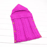 purple pink sleeping bag