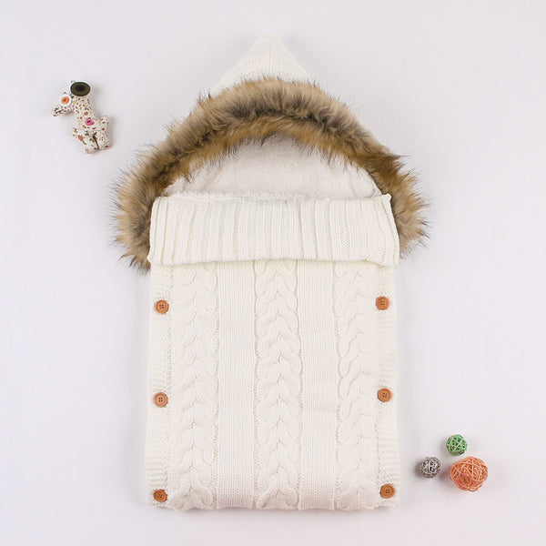 extra warm baby sleeping bag