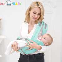 Baby Soft Carrier Ergonomic Hip Seat Carrier Waist Stool Perfect for Hiking Shopping Travelling All Season
