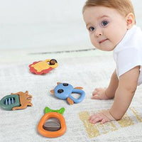 Baby Rattles Teether Toys