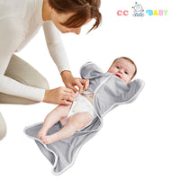 Newborn Baby cute padded sleeping bag with Thickened Cotton Infant Sleeping Bag - ccbabe