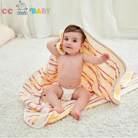 100% Soft Cotton Baby Quilt and Kids Blanket for Boys and Girls