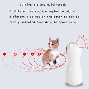USB Chargeable Cat Toy