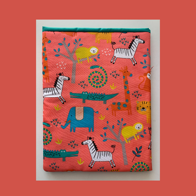 The Wild - Coral Book Sleeve