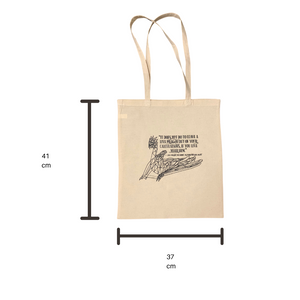 The Hobbit - Dragon Quote - Tote Bag