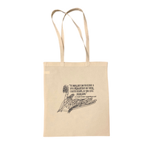 Load image into Gallery viewer, The Hobbit - Dragon Quote - Tote Bag