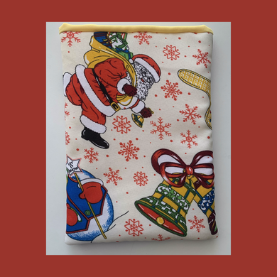 Merry Christmas Book Sleeve