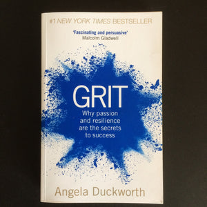 Angela Duckworth - GRIT