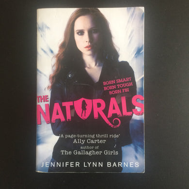 Jennifer Lynn Barnes - The Naturals