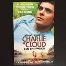 Load image into Gallery viewer, Ben Sherwood - The Death and Life of Charlie St Cloud