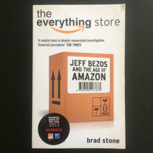 Load image into Gallery viewer, Brad Stone - The Everything Store