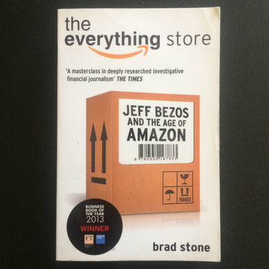 Brad Stone - The Everything Store
