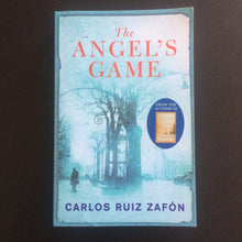 Load image into Gallery viewer, Carlos Ruiz Zafon - The Angel's Game