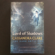 Load image into Gallery viewer, Cassandra Clare - Lord of Shadows